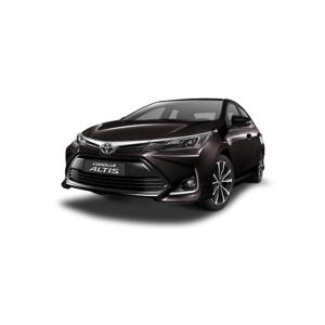 New Toyota Corolla Altis 1.8G (CVT)