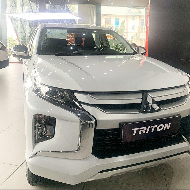 Mitsubishi Triton 4x4 AT Mivec - Hình 3