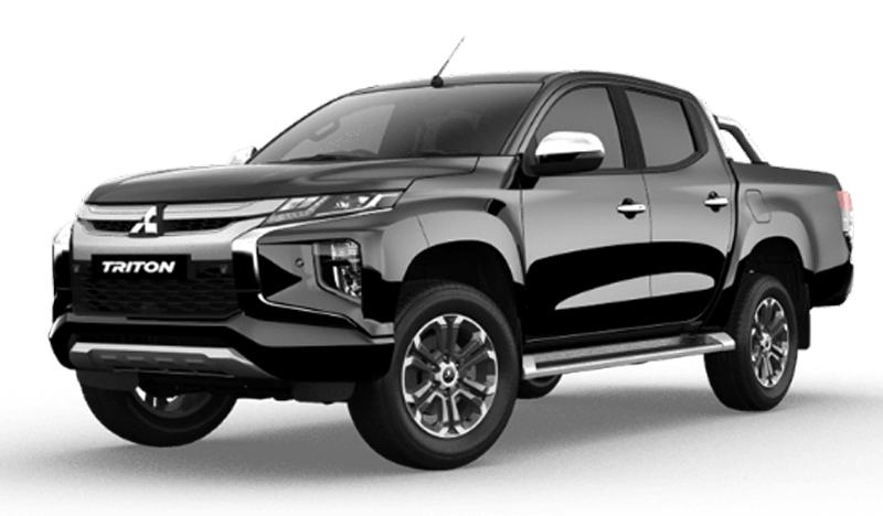 Mitsubishi New Triton 4x4 AT MIVEC Premium