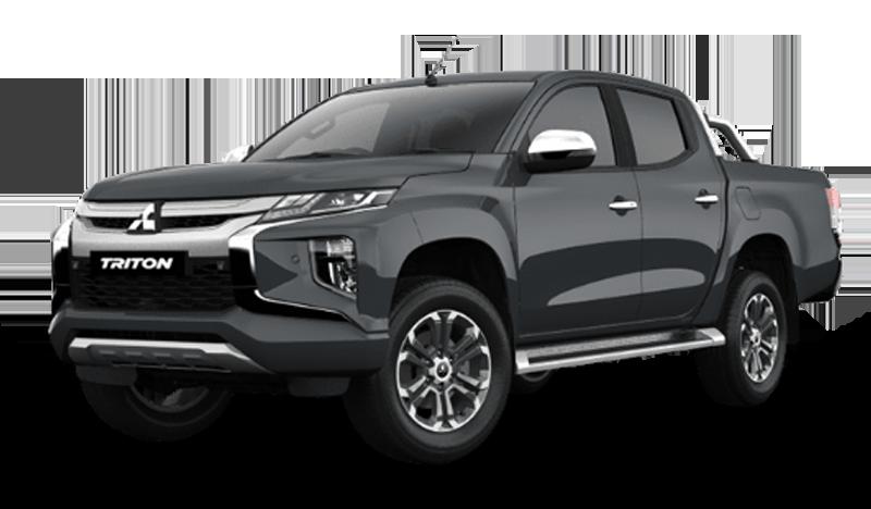Mitsubishi New Triton 4x2 AT MIVEC Premium