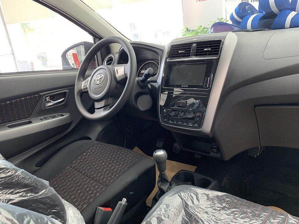 Toyota Wigo G 1.2 MT 2018 - Hình 9