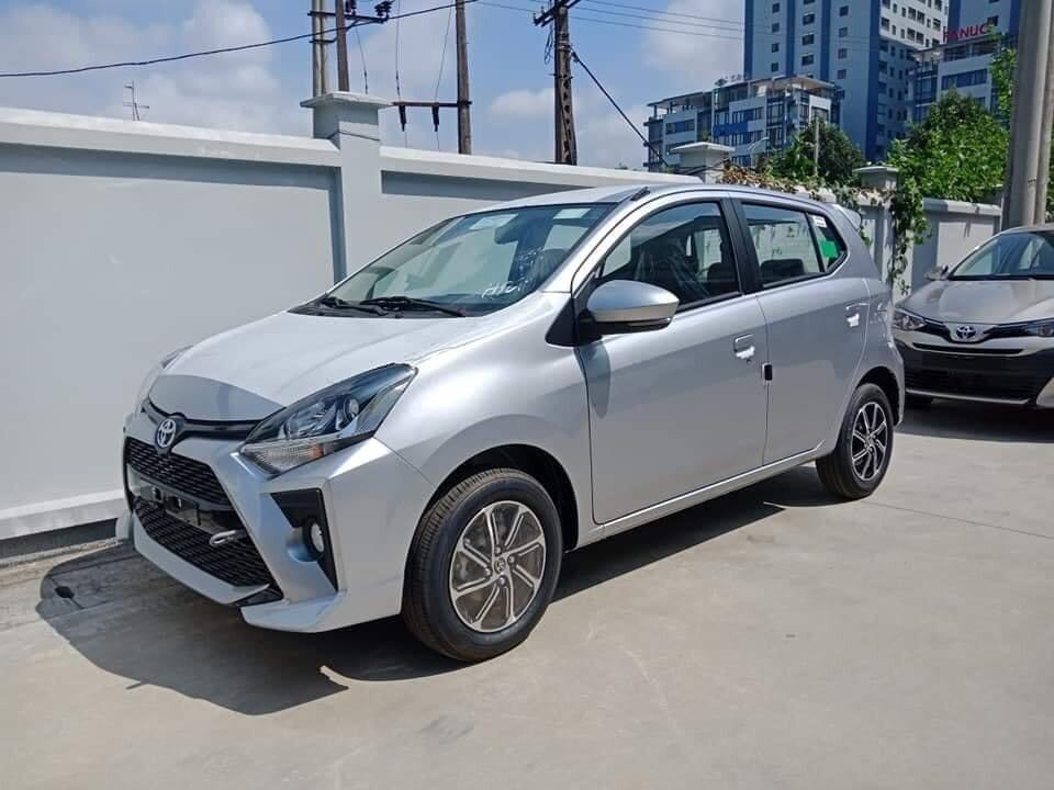 Toyota Wigo G 1.2 MT 2018 - Hình 17