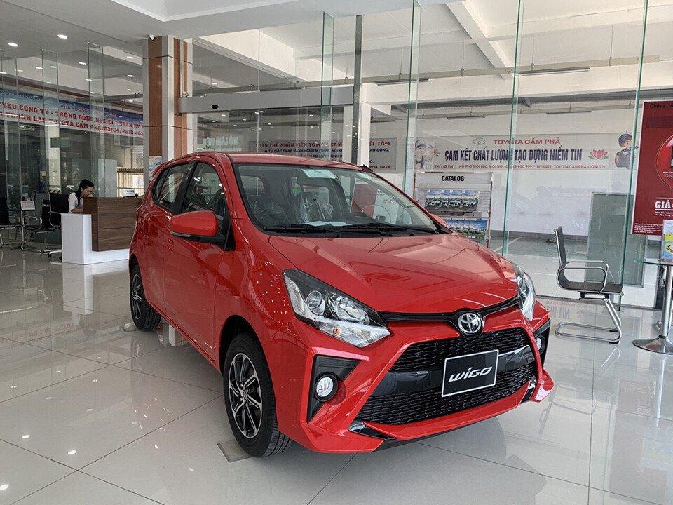 Toyota Wigo G 1.2 MT 2018 - Hình 1