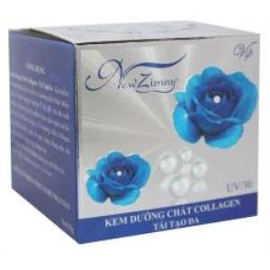 New Zimny - Kem dưỡng chất Collagen tái tạo da (25g)