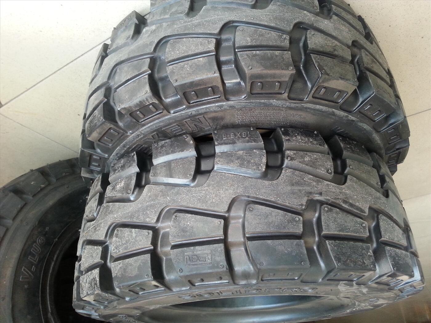Lốp xe nâng Nexen- vỏ xe nâng Nexen