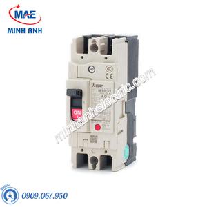 MCCB - Cầu Dao Tự Động NF250-SV 2P 160A 85kA MITSUBISHI