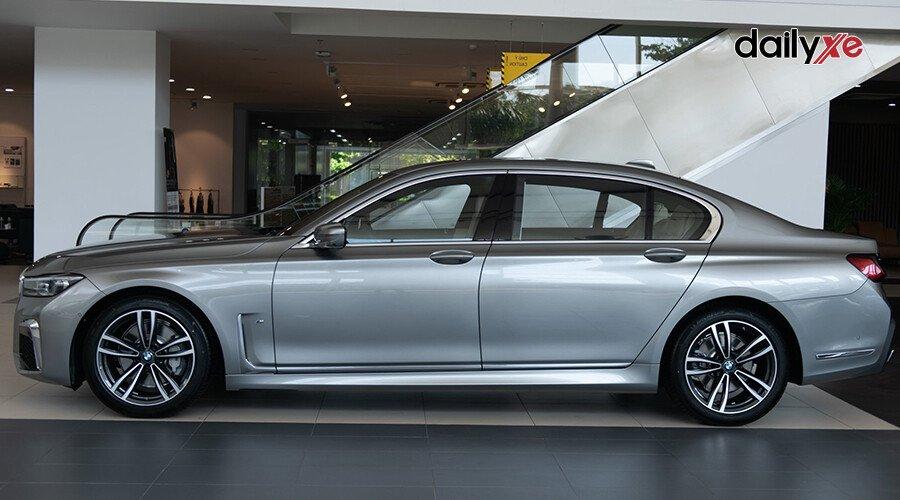 BMW 730Li M-Sport