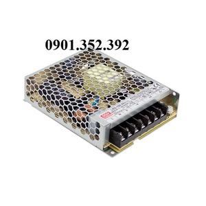 Nguồn Meanwell LRS-100-24