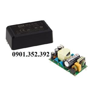 Nguồn Meanwell MPM/MFM-05/10/30 series 5W/10W/30W mật độ công suất cao và kích thước nhỏ