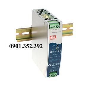 Nguồn Meanwell SDR-75-48