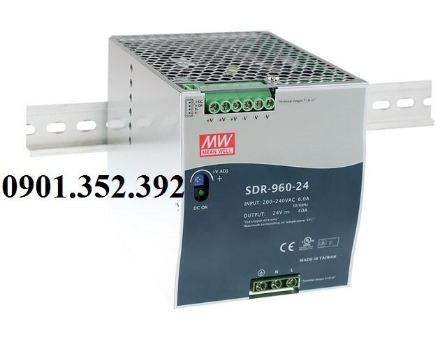 Nguồn Meanwell SDR-960-48