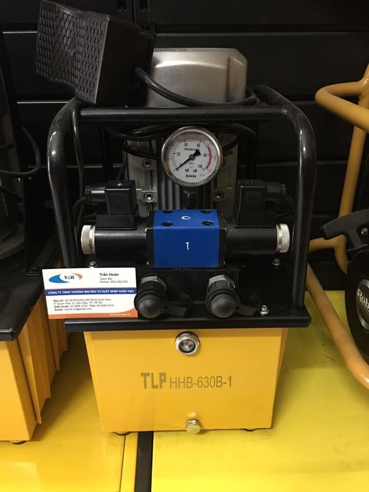 Bơm điện thủy lực TLP HHB-630B-I