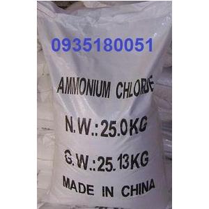 Amonium chloride - NH4Cl
