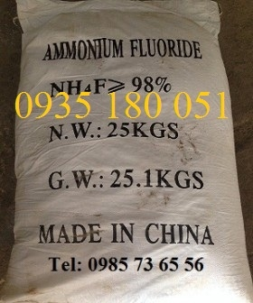Ammonium fluoride NH4F