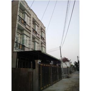 Nhà bán chính chủ quận 12,đường thông nhà 2 lầu 4pn đường 4m thông gần đường Lê Thị Riêng