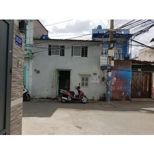 Nhà đẹp cần bán gấp DT: 5x4m gác suốt hẻm 6m P.11, đường số 11, Gò Vấp, giá 840tr