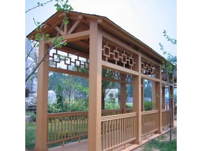 Nhà gỗ nhựa