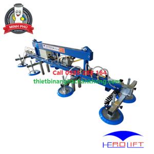 Nhập khẩu thiết bị chính hãng HEROLIFT tại Công ty TNHH Kỹ thuật và dịch vụ Minh Phú