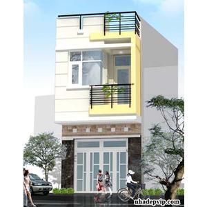 Nhà phố 1 trệt 1 lầu Anh Phong