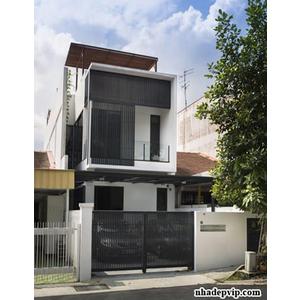 Nhà phố 1 trệt 1 lầu nhà Anh Việt Hà