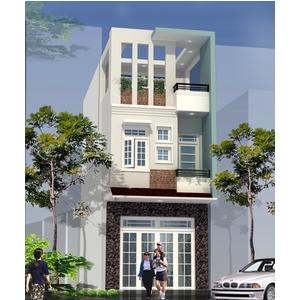 Nhà phố 1 trệt 2 lầu anh Lương Mạnh Quận 6