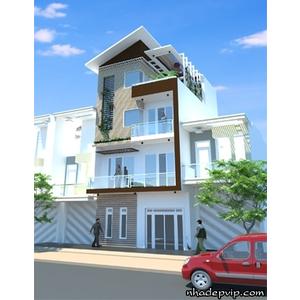Nhà phố 1 trệt 2 lầu Thuận Quận 4