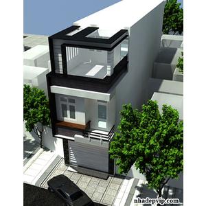 Nhà phố Chị Thu Trang