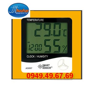 Nhiệt ẩm kế Smartsensor AS807