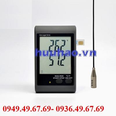 Nhiệt Ẩm Kế Tự Ghi GSM-20 Đã Hiệu Chuẩn Theo TT02/ BYT