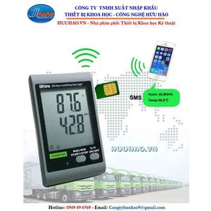 Nhiệt Ẩm Kế Tự Ghi GSM-20E