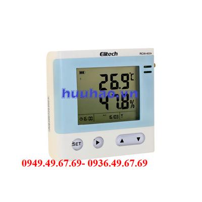 Nhiệt Ẩm Kế Tự Ghi RCW-400A Đã Hiệu Chuẩn Theo TT02/ BYT