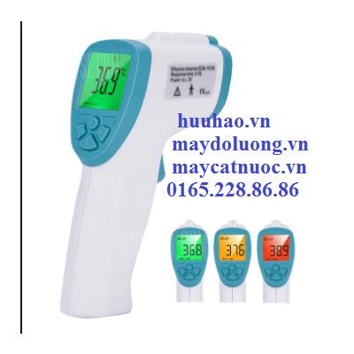nhiệt kế hồng ngoại,súng đo nhiệt độ trán,cơ thể FI04