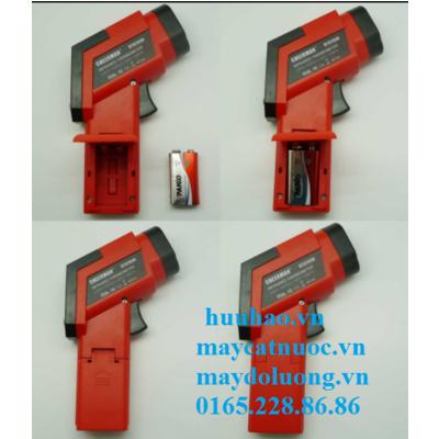 nhiệt kế hồng ngoại,súng đo nhiệt độ từ xa DT8700H