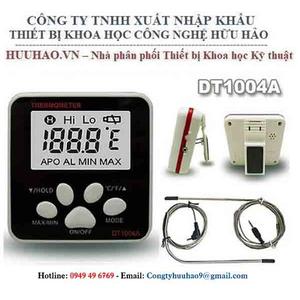 Nhiệt kế thăm dò nhiệt độ thực phẩm DT1004A