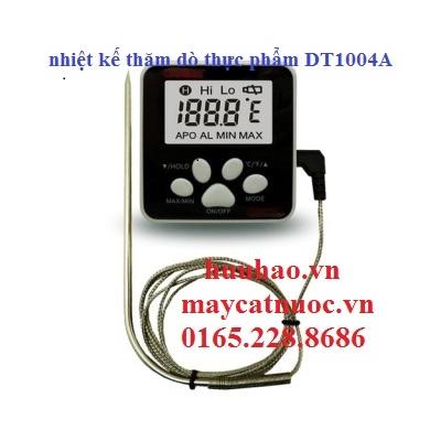 nhiệt kế thăm dò thực phầm DT1004A