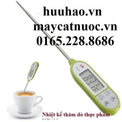 nhiệt kế thăm dò thực phẩm KT400
