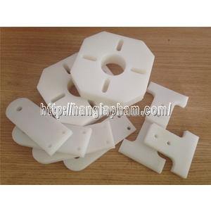 Nhựa HDPE gia công chi tiết máy | gia công theo yêu cầu