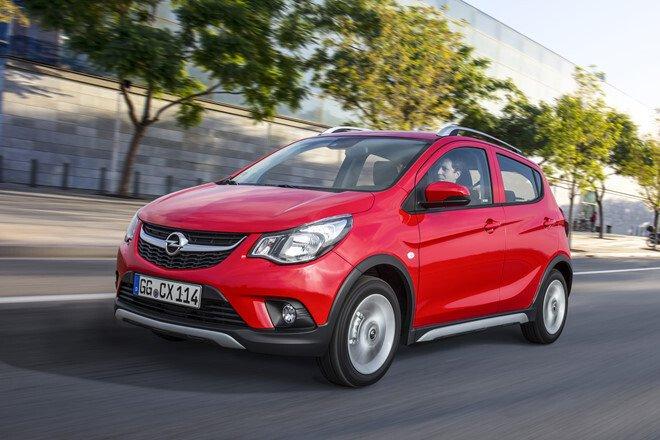 VinFast Fadil được cho sẽ có nhiều nét tương đồng với Opel Karl Rocks tai châu Âu. Nguồn: Auto Evolution.