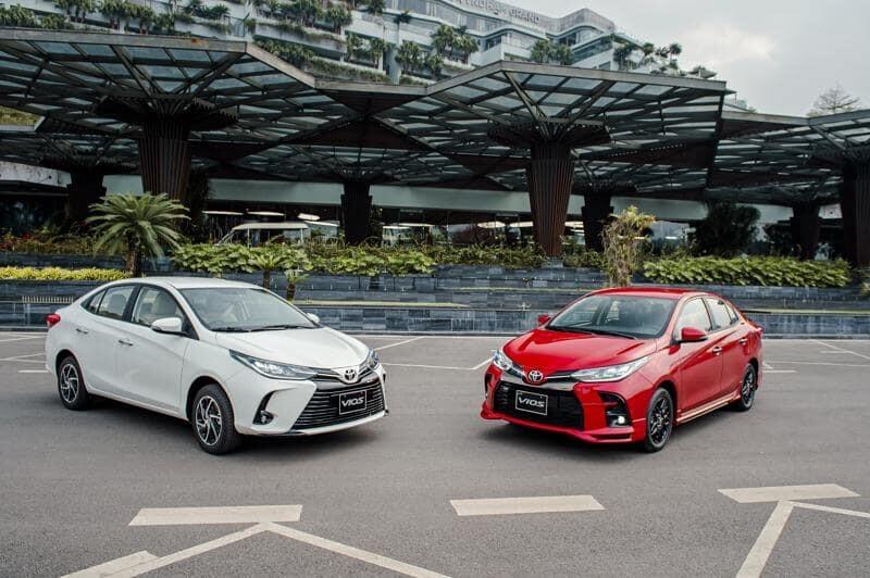 Những điểm đắt giá trên xe quốc dân Toyota Vios