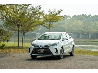 Những điểm mạnh giúp Toyota Vios bán chạy nhất phân khúc Sedan B