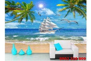 Những mẫu tranh gạch 5D thuận buồm xuôi gió đẹp nhất tại Vĩnh Long