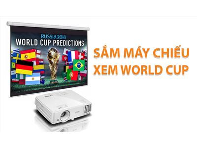 Những model máy chiếu xem bóng đá tốt nhất hiện nay