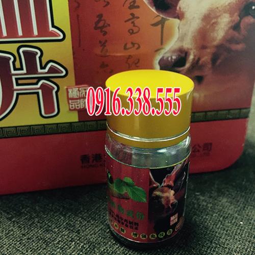 Deer Blood Piece 9800 mg  10 pill