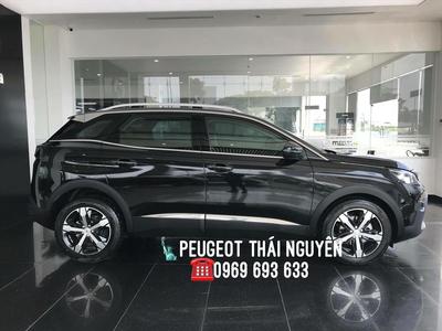 Những ưu điểm của Peugeot 3008 trong phân khúc SUV
