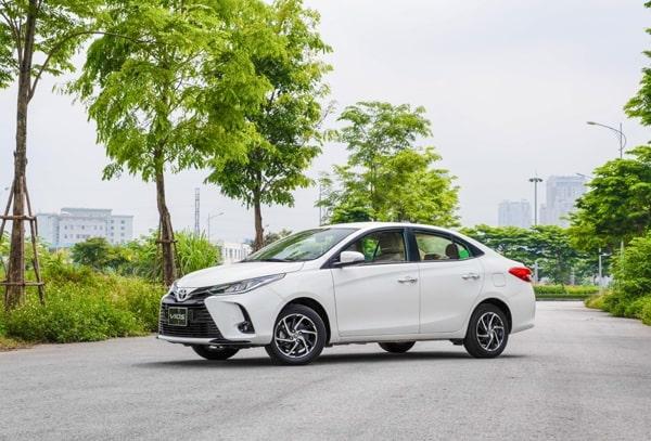 Những ưu điểm vượt trội của Toyota Vios trong phân khúc