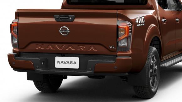 Nissan Navara E (Máy dầu) - Hình 8