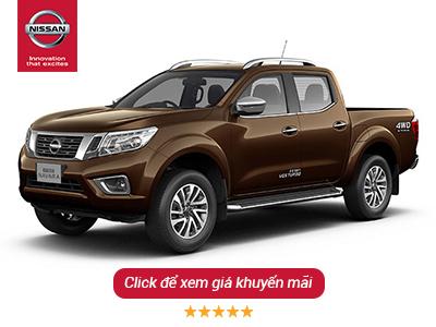 Nissan Navara VL - New (Máy dầu)
