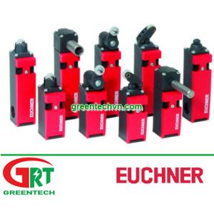 Euchner TQ1-1211G024-5000 | Công tắc hành trình an toàn | Safety limit switch TP | Euchner Vietnam