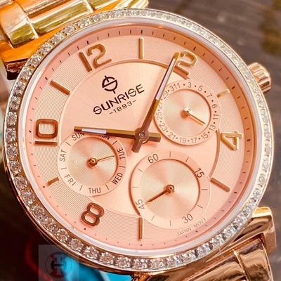 Đồng hồ nữ sunrise 9806aa - lkp chính hãng