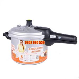 Nồi áp suất oxy hóa mềm Safety 6 Lít
